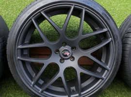 Alloy Wheels Range Rover Evoque 22 inch