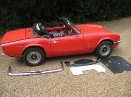 Classic sports car -Inexpensive and fun!