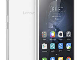 Lenovo smart phone in blue.vgc as new.