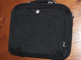 Rugged Dell laptop case / bag / briefcase, VGC