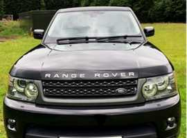 Land Rover Range Rover Sport, 2010 (10), Automatic Diesel, 59,000 miles