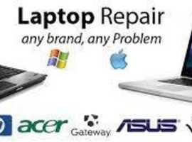 Fixed Price Laptop - Tablet - Mobile Phone and PC Repairs