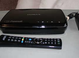 Humax 500Gb FreeSat+ HD Smart Set Top Box