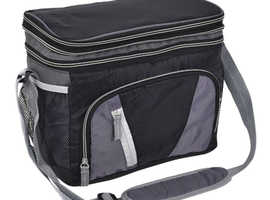 COSTWAY Large Dual layer Ice Pack Cool Bag (BG49859)