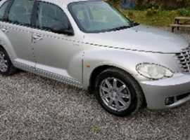 Chrysler Pt Cruiser, 2007 (07), Manual Diesel, 99,456 miles