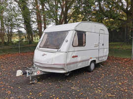 2 Berth Sprite Alpine Caravan
