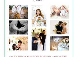 Special Day Photography Services - prices starting from £99