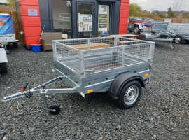 BRAND NEW TRAILER WITH MESH 40cm 5x4
