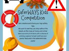 SaferWAYS Kids Poster Competition
