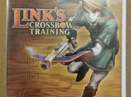 Nintendo Wii Links Crossbow Training game