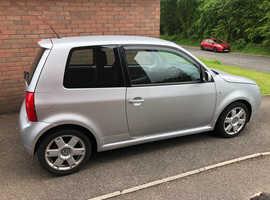 Volkswagen Lupo, 2002 (02) Silver Hatchback, Manual Petrol, 120,743 miles