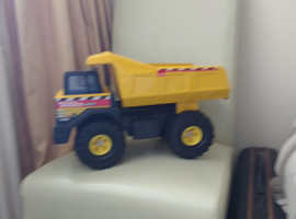 Mighty Tonka Truck