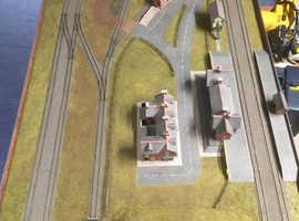 Hand made train set