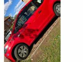 Volkswagen Up, 2013 (13) Red Hatchback, Manual Petrol, 91,000 miles