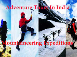 Highest Peak in India |Best Mountaineering Expeditions in India
