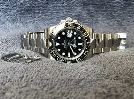 GMT Master Style Watch Noob V 10 version