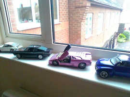 4 x model cars for sale 2nd hand