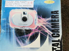 A Brand New Digital Camera