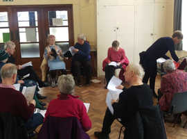 Health and Harmony - social singing group
