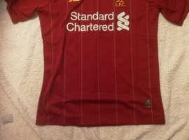 Football shirts, Liverpool, Chelsea, Arsenal, Mens 19/20 season
