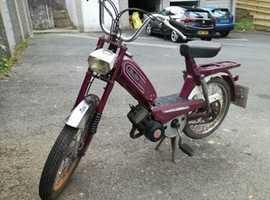1974 Batavus Go Go Moped 48cc with DEVON REG