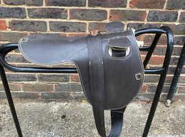 Pad saddle for pony/ donkey