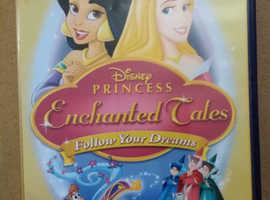 Disney Princess Enchanted Tales dvd
