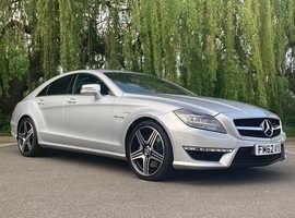 £99deposit&£620pcm, Mercedes Cls, 2013 (62) Silver Coupe, Automatic Petrol, 26,500 miles