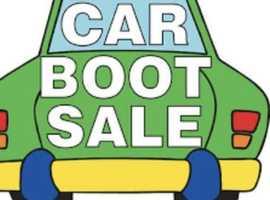WOODFIELD CAR BOOT SALE
