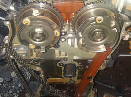 Gearbox and engine rebuilds