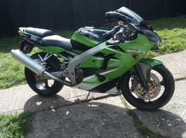 Zx600 ninja