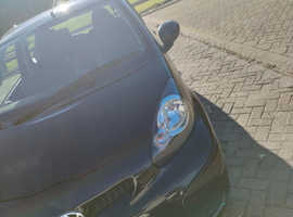 Toyota Aygo, 2010 (10) Black Hatchback, Manual Petrol, 81,582 miles