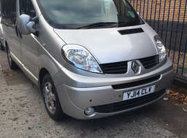 Renault Traffic Wheelchair Accessible Vehicle WAV manual diesel, silver