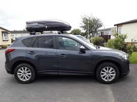Mazda CX-5, 2012 (62) Grey Estate, Manual Diesel, 111,600 miles