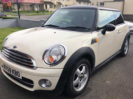 Mini Cooper Diesel , 2009 (59) White Hatchback, Manual Diesel, REDUCED!!!!