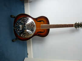 gretch resonater guitar