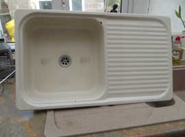Caravan or any one converting a van into a mobile home sink