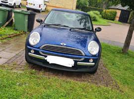 Mini MINI, 2001 (51) Blue Hatchback, Manual Petrol, 62,064 miles