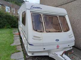 Sterling Finesse 5  berth clean  family caravan