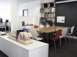 Fantastic, light, open plan design office spaces in Soho