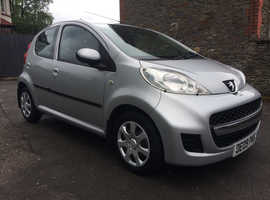 Peugeot 107 Urban 5 Door, Only 4,500 miles