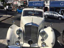 Classic Bentley R type 1953