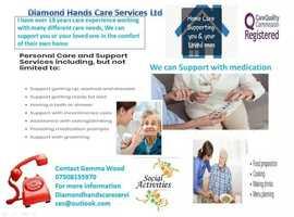 Domicillary Home Care Services