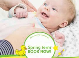 Baby Sensory Spring Term