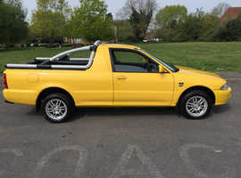 Proton Jumbuck, 2004 (04) Yellow Other, Manual Petrol, 58,000 miles
