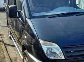 ldv maxus crew cab diesel new mot