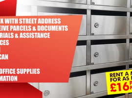 Affordable PostBox and Shipping Services
