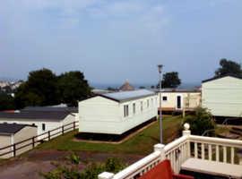 6 Berth Static Caravan with Sea Views Inc 2020 site fees. - £15,499