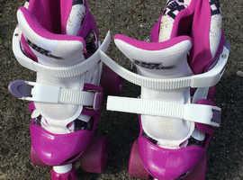 No Fear Roller Skates