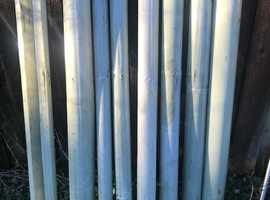 USED PLASTIC TREE GUARDS VERY CHEAP